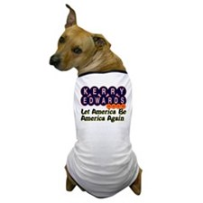 Kerry Edwards 2004 Dog T-Shirt