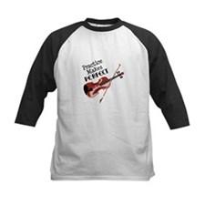 Practice Makes Perfect Baseball Jersey