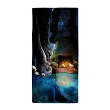 Treasure Cave Beach Towel