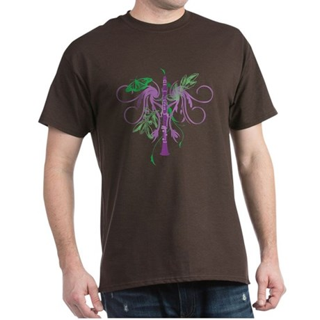 Fantasy Clarinet Dark T-Shirt