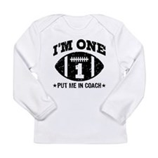 football1coach Long Sleeve T-Shirt