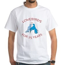 25th Anniversary Lovebirds Shirt