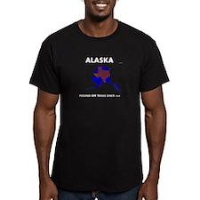 ALASKA pissing off Texas since 1959 T-Shirt