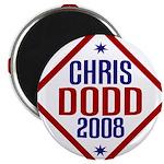 Chris Dodd 2008 Fridge Magnet