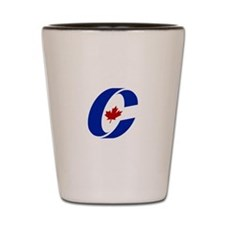 Conservative Party of Canada Shot Glass