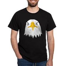 bald eagle adler kopf head T-Shirt