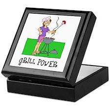 Grill Power Keepsake Box