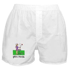 Grill Power Boxer Shorts