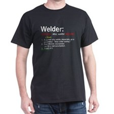 What's a welder T-Shirt