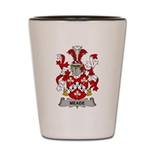 Meade Family Crest Shot Glass