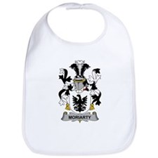 Moriarty Family Crest Bib