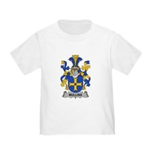 Mullins Family Crest T-Shirt