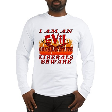 I Love God's Creatures (EVIL CON) Sleeve T-Shirt