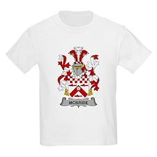 McBride Family Crest T-Shirt