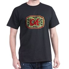 Hand Painted Love T-Shirt