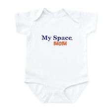 MOM-Coral Infant Bodysuit