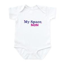 MOM-Pink Infant Bodysuit