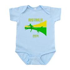 Australia World Cup 2014 Infant Bodysuit
