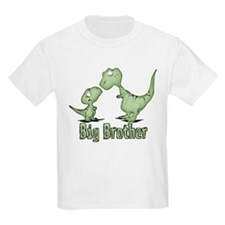 Dinosaurs Big Brother T-Shirt