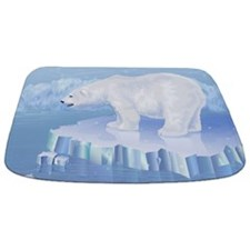 Polar Bear Bathmat