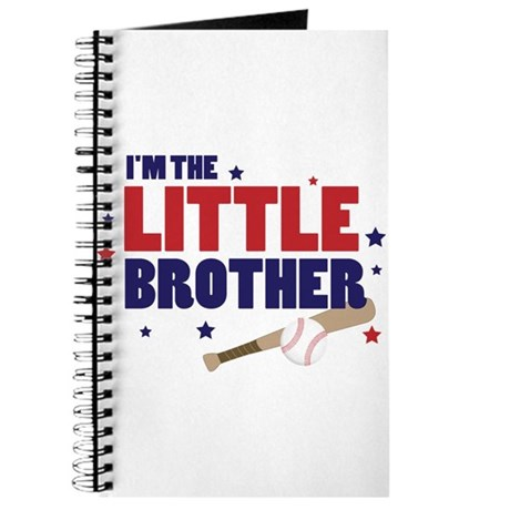 little brother baseball Journal