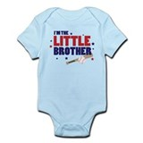 little brother baseball Onesie