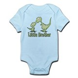 Dinosaurs Little Brother Onesie