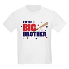 big brother baseball T-Shirt