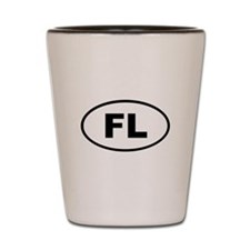 Liechtenstein FL Shot Glass
