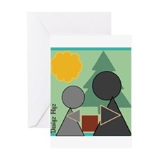 Desigz Flyz design #7 Greeting Cards