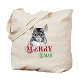 Chin Merry XMas2 Tote Bag