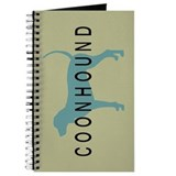 Coonhound Dog Journal