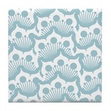 Pool Doily Tile Coaster