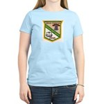 Riverside County Sheriff Women's Light T-Shirt