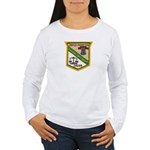 Riverside County Sheriff Women's Long Sleeve T-Shi