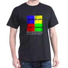 Democrat Which Things Game T-Shirt