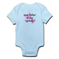 Step Father of the Groom Infant Bodysuit