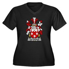 Patterson Family Crest Plus Size T-Shirt