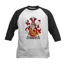 Quigley Family Crest Baseball Jersey