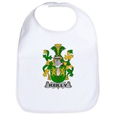 Reilly Family Crest Bib
