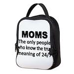 Moms Neoprene Lunch Bag