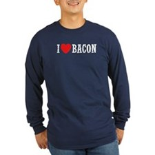 ilovebacon2 Long Sleeve T-Shirt