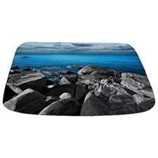 Rocky Coast Bathmat