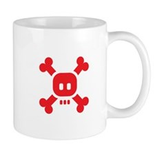 TOXIC-red Mugs