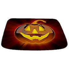 Halloween Pumpkin Bathmat