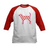 coonhound hearts Tee