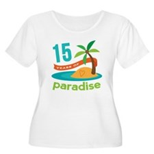 15th Anniversary Paradise T-Shirt
