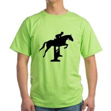 Hunter Jumper Over Fences T-Shirt