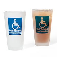 Break Something Drinking Glass