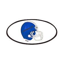 Football Helmet Patches